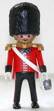 ROYAL GUARD OFFIZIER Playmobil zu Rotrock Soldat 5581 4577 Garde Top Custom 1412