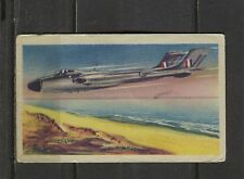 DH-110 Aircraft Vintage Remia Margarine Trading Card No.28