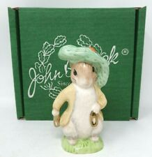 More details for beswick beatrix potter benjamin bunny bp9b gold shoes excellent boxed
