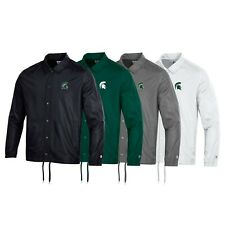 Michigan State Spartans NCAA Men's Champion Classic Coaches Jacket Collection