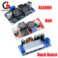 Xl6009 Automatic Dc Dc Buck Boost Converter Step Up Down Power Supply Module
