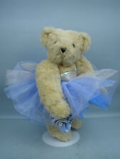 "15"" Good Wishes Fairy Bear by The Vermont Teddy Bear Company - All Original"
