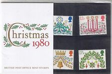 GB Presentation Pack 122 1980 Christmas 10% OFF 5