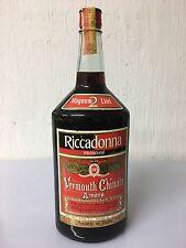 Riccadonna Vermouth Chinato Amaro De Luxe Export Magnum 2 Litri 16,5% Vol