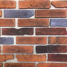 Brick Slips Reclaimed Brick Tiles Slim Bricks Architectural Concrete SAMPLE N