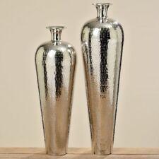 Vasi ovale in argento per la decorazione della casa