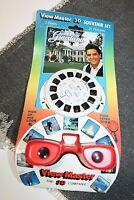 Vintage View-Master Elvis Graceland with 3 Reels and Viewer in Package