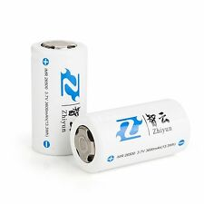 Zhiyun Tech 26500 3600mah 3.7V  Li-Ion Rechargeable Battery