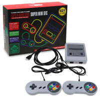Super NES Mini SFC HDMI Classic Game Console Entertainment Built-in 621 Games GA