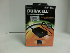 Duracell 90w Universal Laptop Adapter Computer Charger