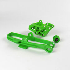 Swingarm Chain Slider With Guard Guide+Roller Fit KX250F KX450F 09-16 Dirt Bike