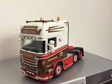 WSI 1:50 Scania R TL Jesper Nielsen 6x2  Dänemark DK Top Rarität 01-1483