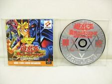 YUGIOH Shin Duel Monsters PS Playstation PS One Books Japan Game bbn p1