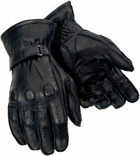 Blk Tour Master Synergy 7.4 Heated Leather Motorcycle Glove All Sizes