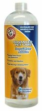 Arm & Hammer Dog Dental Water Additive Rinse for Tartar Control Fresh Breath