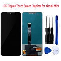 Para Xiaomi Mi 9 Pantalla LCD Táctil Screen Digitalizador Asamblea Kit Recambios