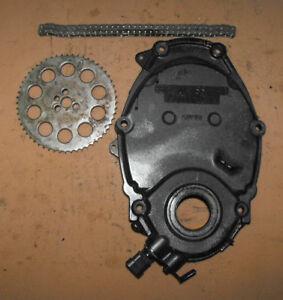 DB6A11752 Vortec 4.3 GM V6 Timing Set & Cover PN 888777T Fits 1997 & Up