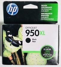 GENUINE HP 950XL BLACK HIGH YIELD INK CARTRIDGE OEM 200Z 251DW 8700 8630 8625