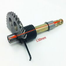 Kick Start Shaft Gear Parts Spindle  gy6 125cc 150cc Scooter moped 130mm