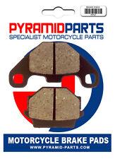 "Kymco Agility 125 4 Stroke 16"" Wheels 08-15 Rear brake pads"