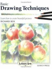 Basic Drawing Techniques (Step-by-Step Leisure Arts)