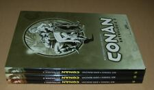 Collection Complète Conan Anthologie N°1 à 3 - Soleil - Neuf