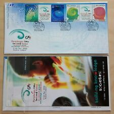 2000 Malaysia Global Knowledge Conference 4v Stamps FDC (KL Cachet) Best Buy