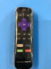 Genuine INSIGNIA Roku TV Remote  NS-RCRUDUS-18
