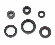 Engine Oil Seal Kit - Honda CT90K Trail - 6 Seals - Crankcase Cover Rotor Points
