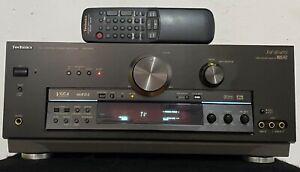 Technics SA-DA10 AV Control Stereo Receiver