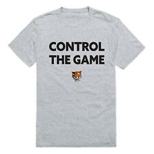 Buffalo State College Bengals NCAA Cotton College Control The Game T-Shirt