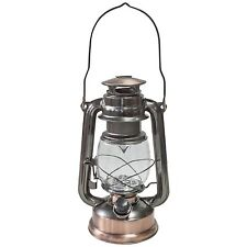 Bronze 15 LED Hurricane Lantern Dimmer Switch Camping Tent Light Fishing Lamp