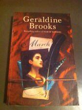 MARCH By Geraldine Brooks Louisa May Alcott Little Women Father Civil War