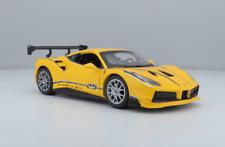 Bburago 1:24 Ferrari 488 Challenge Diecast Model Sports Racing Car NEW IN BOX
