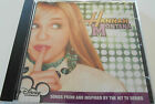 Hannah Montana - Songs From The Hit TV Series (CD Album 2006) Used very good