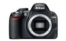 Nikon D D3100 14.2MP Digital SLR Camera - Black (Body Only) ✔Ships Same Day