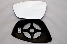 Right hand driver off side wing mirror glass Peugeot 308 2007-2013 140RS