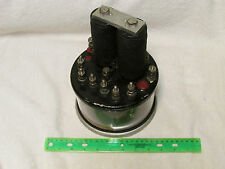 Union Switch & Signal Co Model 13 Relay Vintage Electric Steampunk patented 1912