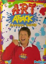 ART ATTACK ANNUAL 2006 BOOK  KIDS