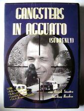 Dvd Gangsters in agguato con Frank Sinatra 1954 Nuovo