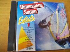 DIMENSIONE SUONO ESTATE 1 CD MINT--- TELESFORO DANNY MINOGUE SNAP