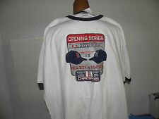 MLB Boston Red Sox 2005 Opening Day Ring Ceremony BandedT-Shirt Size 2XL (NWT)