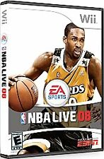NBA Live 08 - Nintendo Wii Nintendo Wii,nintendo_wii Video Games