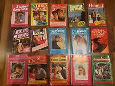 Sammlung/Paket Groschenromane Pfennig Liebes Arzt Frauen-Roman Bücher Bände Berg