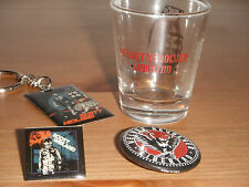 Velvet Revolver Scott Weiland Stp Button Pin Enamel pin / Keychain shotglass lot