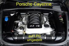 Porsche Cayenne, BRC Autogasanlage  Einbau, Umbau, LPG Umrüstung, Plug & Drive