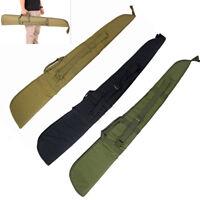 Tactical Hunting Rifle Scabbard Bag Shotgun Shoulder MOLLE Sling Bag