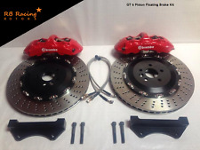 380mm GT 6 Piston Big Brake Kit Brembo Spec Mustang 2005 -