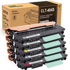 Toner für Samsung CLT-404S Xpress SL-C430 C430W C480 C480W C480FW C480FN C482 XL