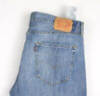 Levi's Strauss & Co Hommes 501 Jeans Jambe Droite Taille W36 L30 AVZ538